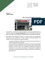 Concepto Banco Colpatria Cañasgordas