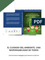 Libro Cuidado Medioambiente
