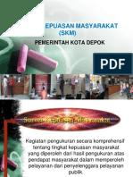 Bahan Presentasi SKM Depok