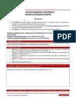 Informe Intro a La Electrónica