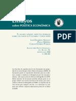 Ensayos sobre política económica(1)