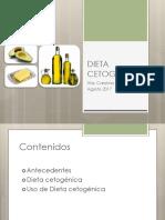 Dieta Cetogenica 2017