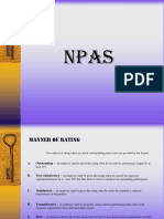 NPAS - Presentation