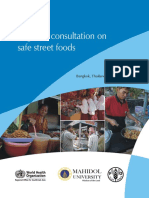 Street Food Policy