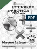 2015 Ejercicios de Practica_matematicas g11!2!20-15
