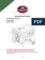 APP6000 Generator