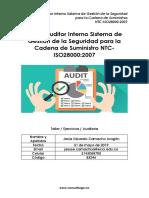 Especializacion -Taller Auditoria-Mayo 2019 Taller 3