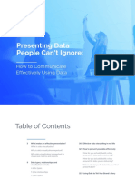 Presenting Data People Wont Ignore eBook