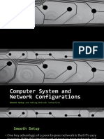 Computer System and Network Configurations Part 2