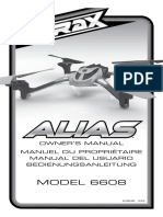 Latrax Drone-Alias-Owners-Manual
