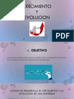 Gestion Empresarial Crecimiento y Evolucion