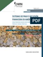 BID - FOMIN - Sistemas de Pago e Inclusion Financiera