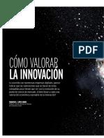 Cómo Valorar La Innovación