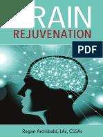 Brain Rejuvenation Book