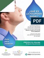 Folleto Poliposis Medicos