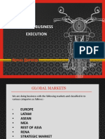 Global Business – Execution (1)