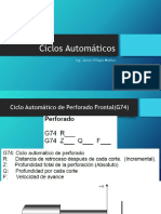 Clase 4_ciclos Automaticos Perforado y Ranurado