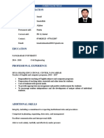 Resume Ismail44
