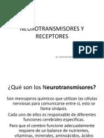 NEUROTRANSMISORES Y RECEPTORES.pptx
