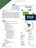Imperio Del Brasil - Wikipedia