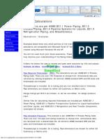 ASME PipingOffice - Piping Calculators