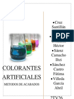 Colorantes-variados