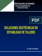 Soluciones Geotecnicas Taludes