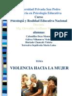 Violencia en La Mujer2 Maria Torrealva
