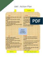 Grow Model - Action Plan 1