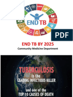 END TB by 2025