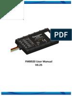 Fmb 920 User Manual v 025