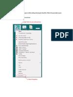 DecaPlot-Setting Default Acad