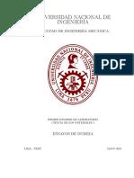 Informe 1 (Ensayos de Dureza)