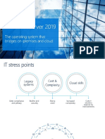 Windows Server 2019 Feature Comparison Guide en US