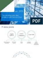 Windows Server 2019 Feature Comparison Guide en US
