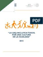 Proyecto Integrado Uaq 2015