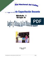 MODULO I - A_matematica