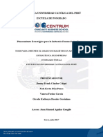 Condor Diaz Planeamiento Farmaceutica