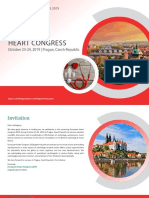 European Heart Congress 2019 New Brochers