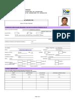 F-hrd-78b Job Application Form