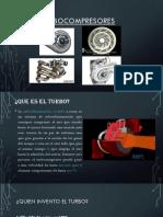 Turbocompresores Presentacion Básica