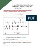 Esercizi Alberi Genealogici 4