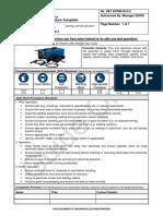 Arc Welder Procedure