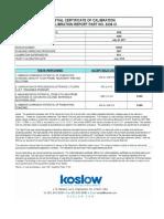 Passi-Flash 3036 Stainless Steel Passivation Test Kit