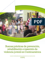 Buenas Practicas en Prevencion de Violencia en Centroamerica