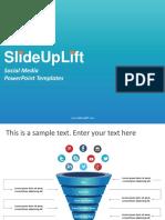 Social Media PowerPoint Templates | Social Media PPT Slide Designs SlideUpLift