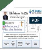Jasa Service Dan Kalibrasi Alat Survey Jogja Semarang Solo Klaten 085223249203 Rizky Muhammad Faisal