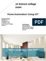 Home Automation Iot Bca Up