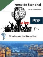 AEH Sindrome de Sthendal