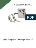 ESSC Magnetic Steering Device